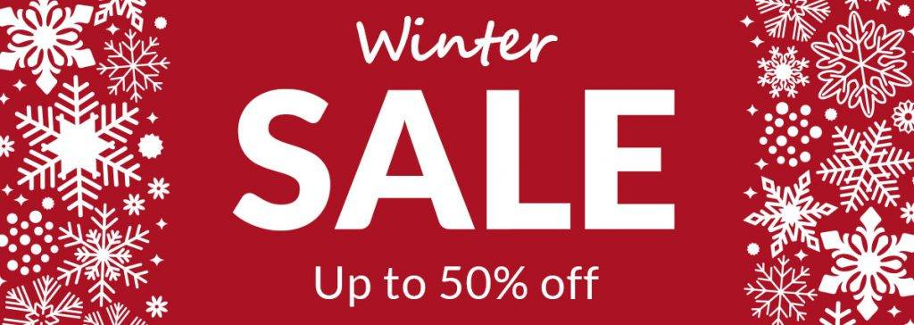 Winter Sale from Gerald Giles