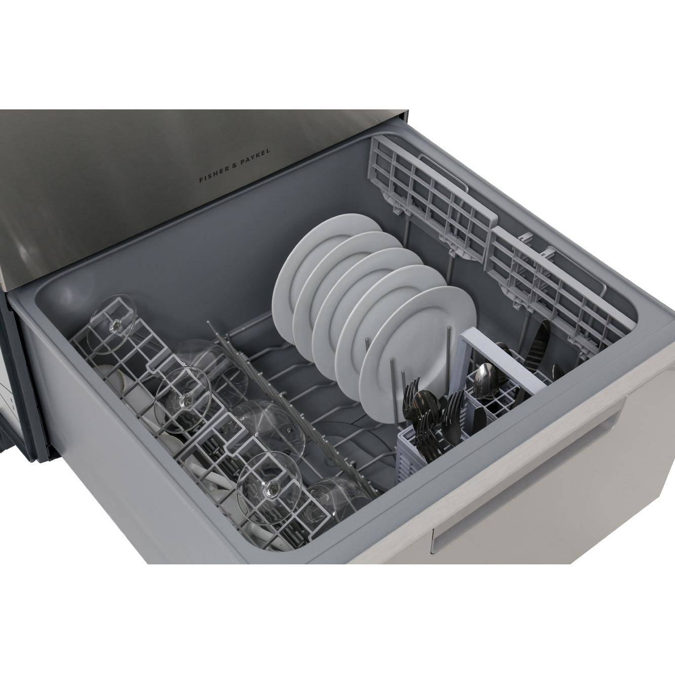 Fisher & Paykel DD60DCHX9 Double DishDrawer Dishwasher 12 Place Setting -  Gerald Giles