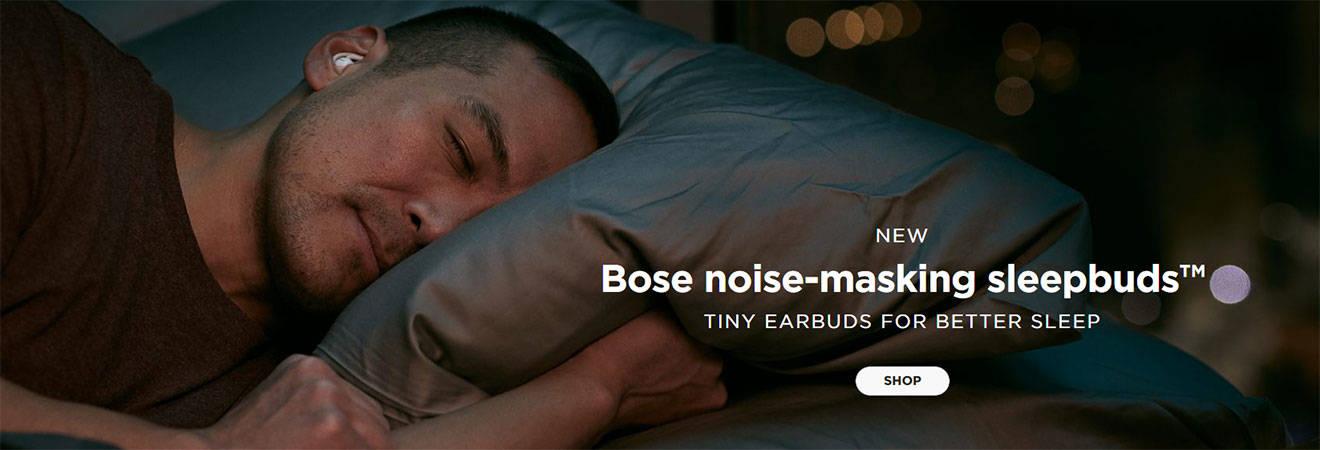 Bose Sleepbuds - Gerald Giles Norwich