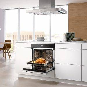 Miele H2566 oven with flexiClips