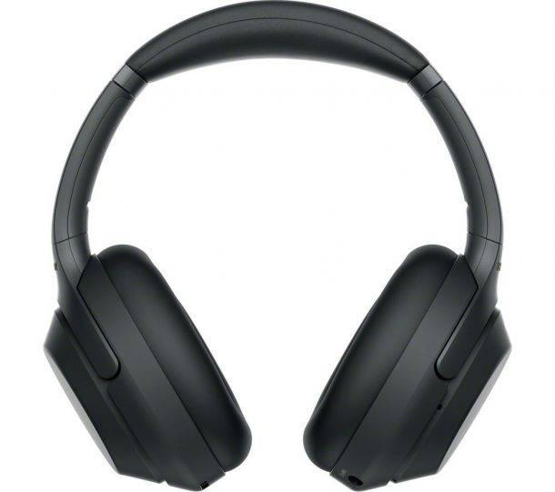 Sony WH1000XM3B Wireless Noise Cancelling Headphones - Black
