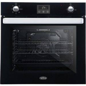 Belling BI602FPCTBLK Electric Single Oven 73 Litre Capacity