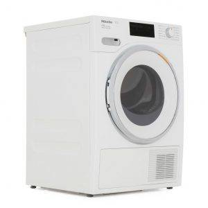 Miele TWJ680WP 9KG Heat-Pump Tumble Dryer With SteamFinish