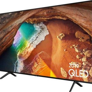 Samsung QE49Q60RATXXU 49 inch QLED Ultra HD Q HDR Smart 4K TV with Ambient Mode