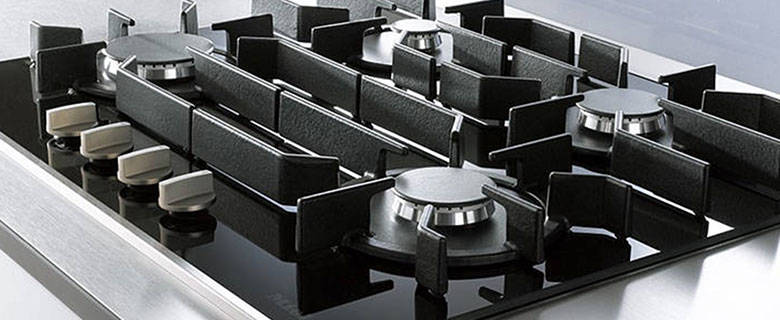 Next level induction and gas hobs