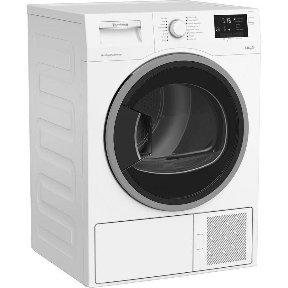 Blomberg LTP2832W 8kg Heat Pump Tumble Dryer