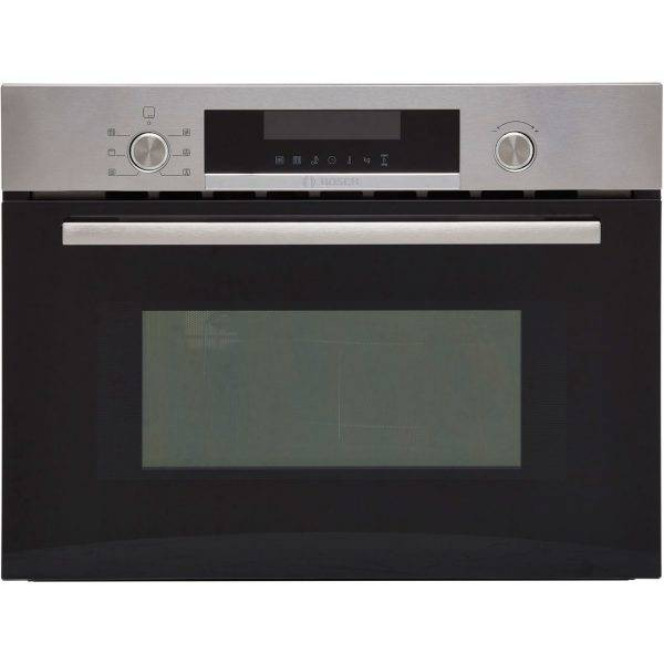 Bosch CMA585MS0B Built in Microwave Combination Oven