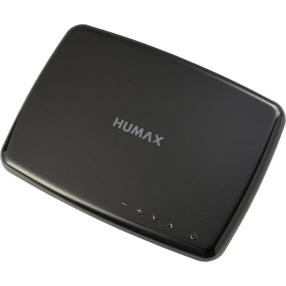 Humax FVP5000T500GBBL 500GB HDD Smart Freeview Recorder