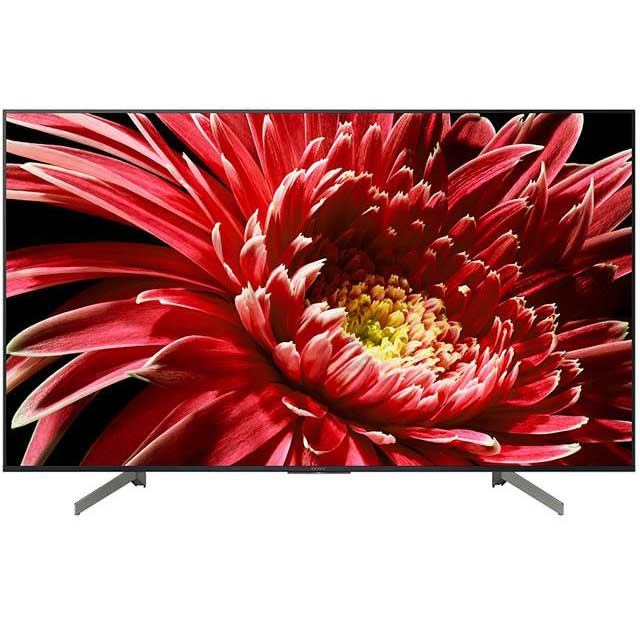 Sony KD75XG8505BU 75 inch 4K Ultra HD Android Smart LED TV with HDR YouView  and Google