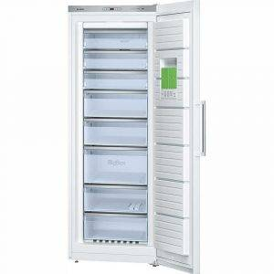 Bosch GSN58AW30G No Frost Upright Freezer