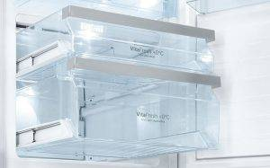 Bosch fridge telescopic rails