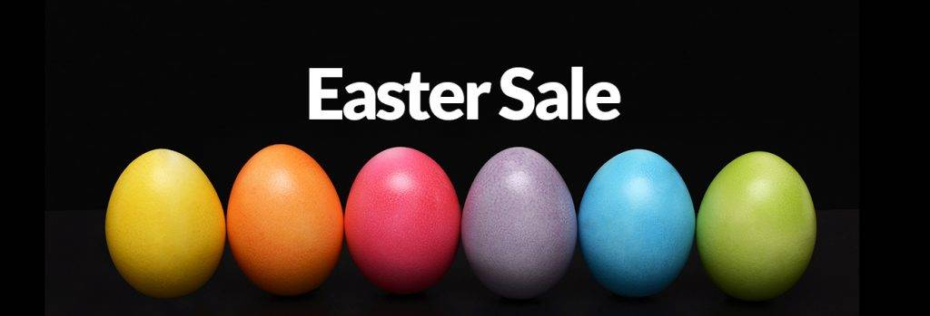 Gerald Giles Easter Sale