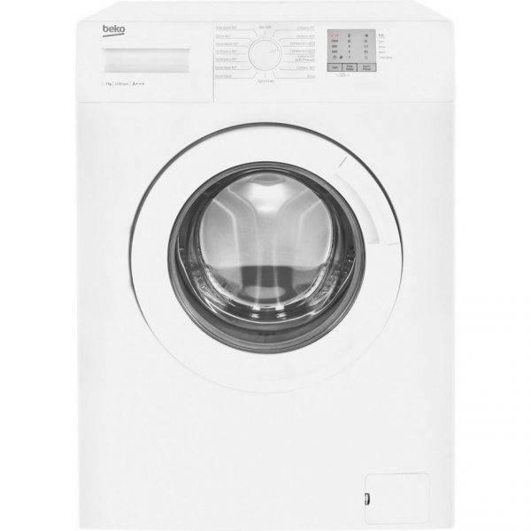 Beko WTG720M2W 1200 Spin 7kg Washing Machine