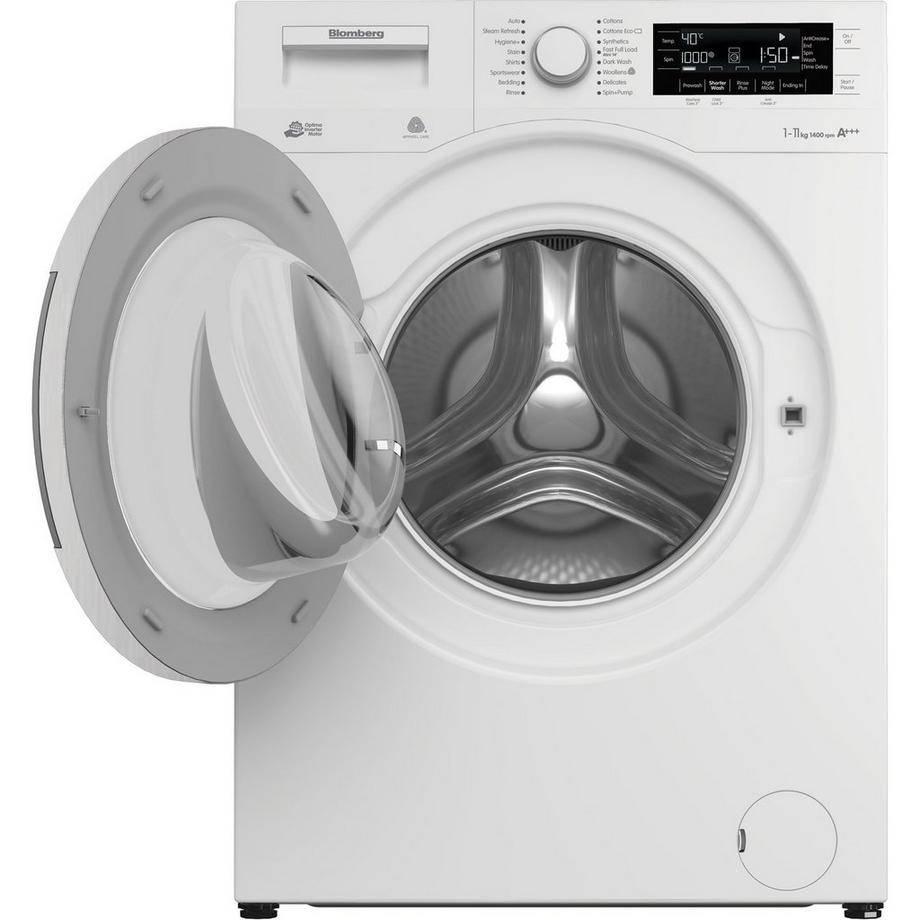Blomberg LWF4114421W 1400 spin 11kg Washing Machine