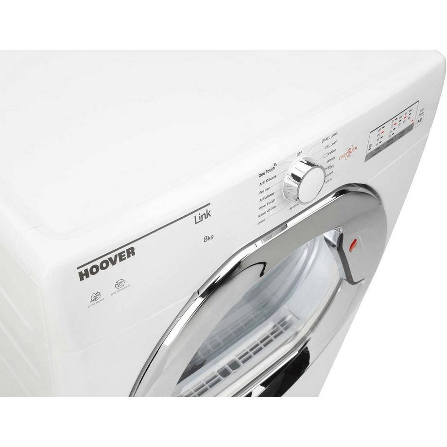 Hoover HLV8LCG 8kg Vented Tumble Dryer