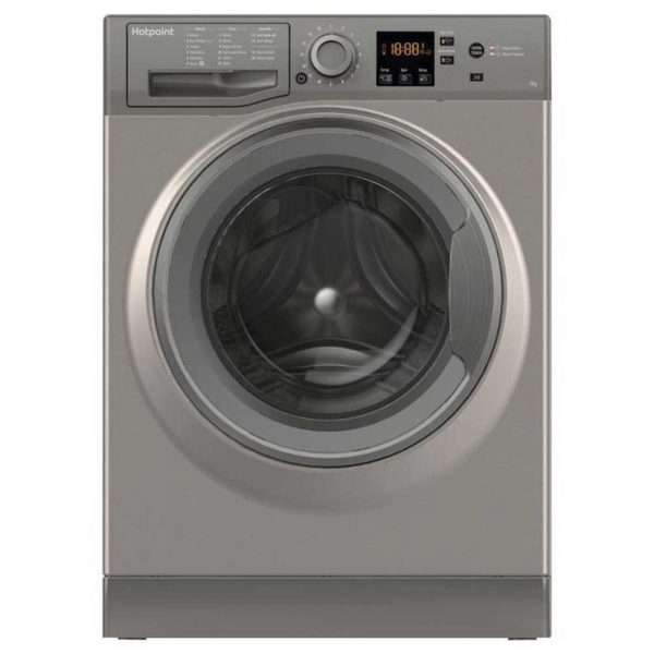 Hotpoint NSWE743UGG 1400 Spin 7kg Washing Machine