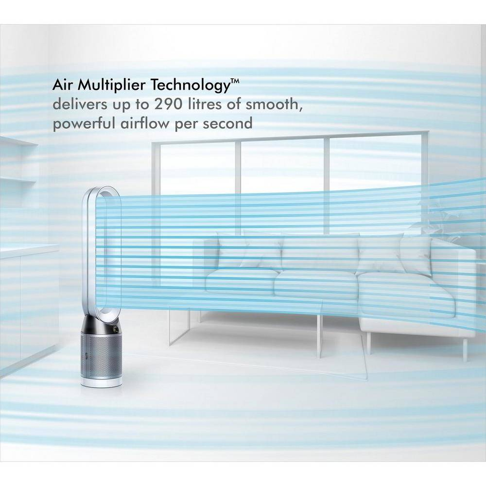 Dyson TP04 Pure Cool Air Purifying Tower Fan