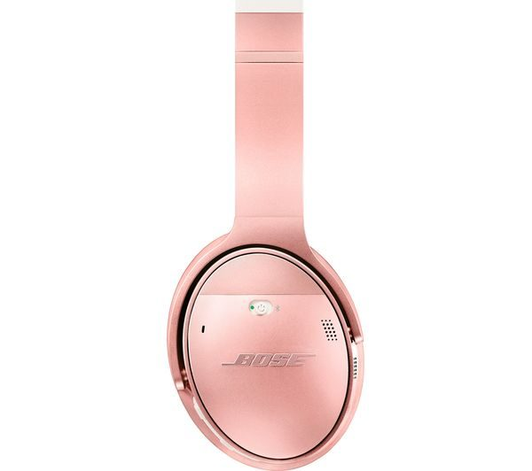 Bose QC35 QuietComfort 35 Wireless Headphones Series II Rose Gold