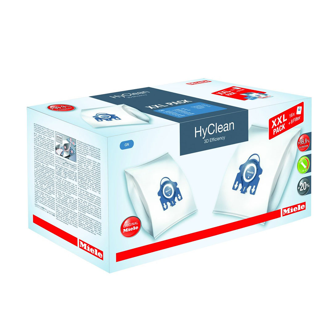 GENUINE MIELE GN HYCLEAN BAGS /& FILTERS S400i