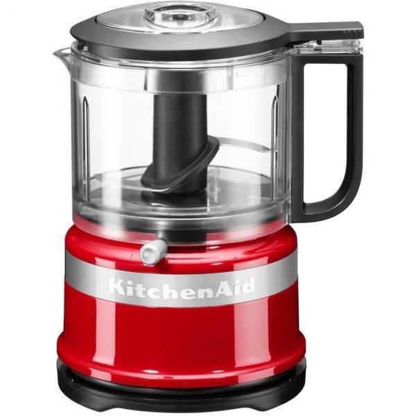 KitchenAid 5KFC3516BER Mini Food Processor - Empire Red