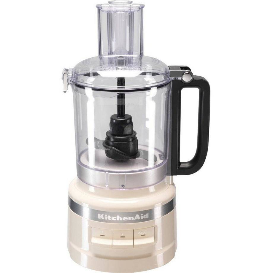 Kitchenaid 5kfp0919bac 21 Litre Food Processor Almond Cream