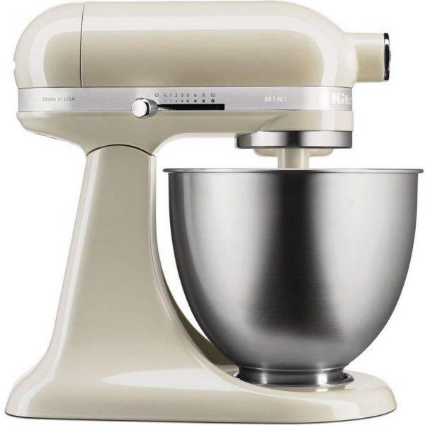 KitchenAid Mini Stand Mixer - Almond Cream 5KSM3311XBAC