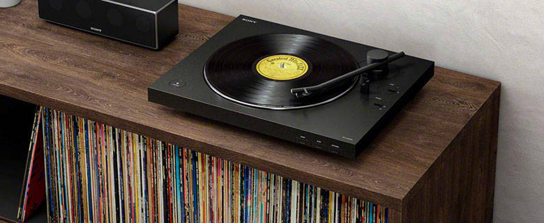Sony PS-LX310BT Bluetooth turntable review