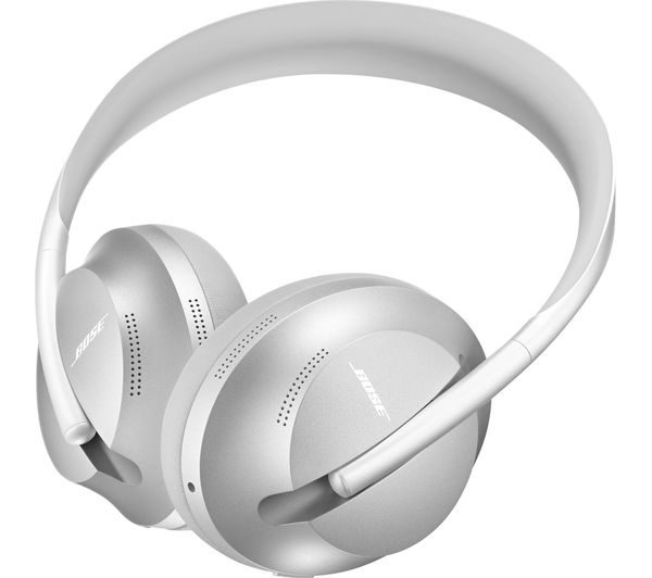 Bose Noise Cancelling Headphones 700 Silver - HP700