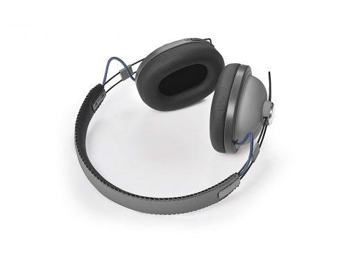 Panasonic RP-HTX80BEH Wireless Over-Ear Headphones - Ice Grey