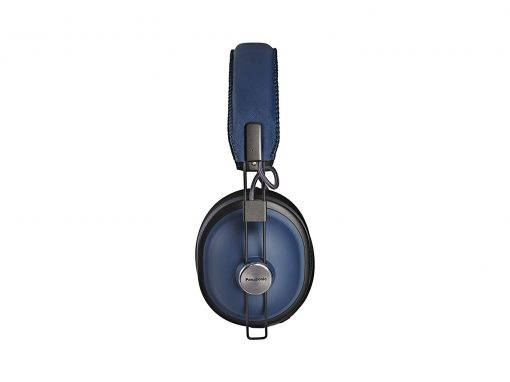 Panasonic RP-HTX90NEA Wireless Over-Ear Noise Cancelling Headphones - Blue