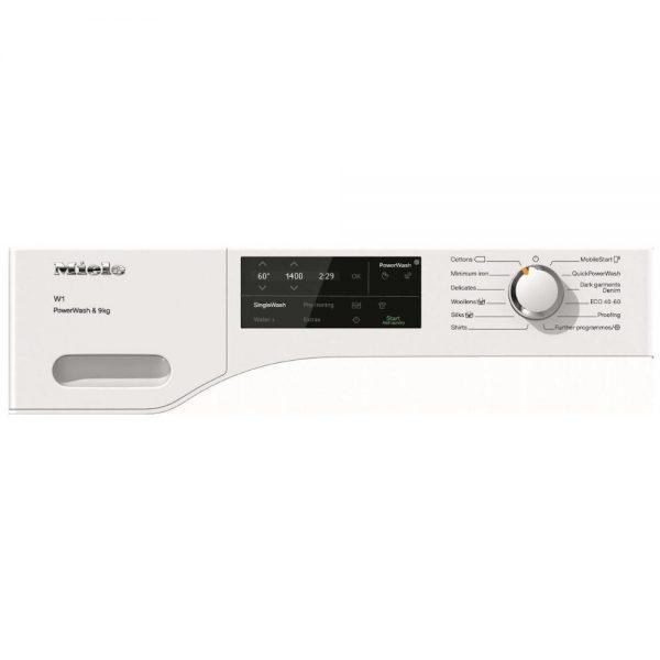 Miele WCG360 9KG Washing Machine 1400 Spin With PowerWash
