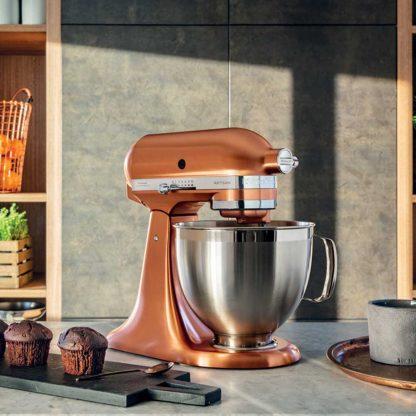 KitchenAid Artisan Premium 185 Stand Mixer - Copper - 5KSM185PSBCP