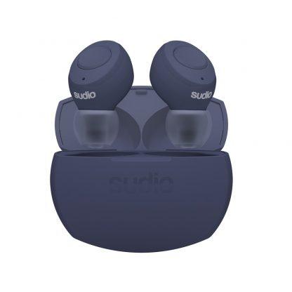 Sudio Tolv R Bluetooth In-Ear Headphones - Blue