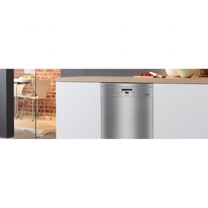 Miele G4932SC-CLST Dishwasher with 14 Place Settings and 3D Cutlery Tray