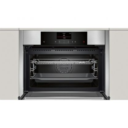 Neff C27MS22H0B Compact Microwave Combination Oven With FullTouch Controls