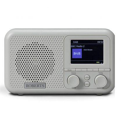 Roberts Radio PLAY M4 DAB+DAB-FM Radio With Colour Display