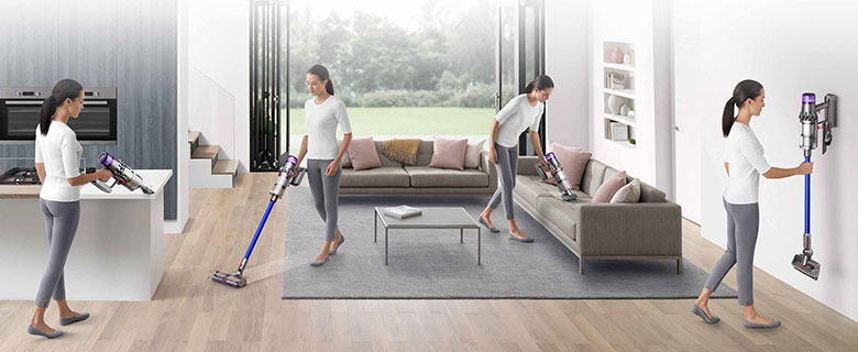 Which Dyson vacuum cleaner? Everything you need to know to help you choose.