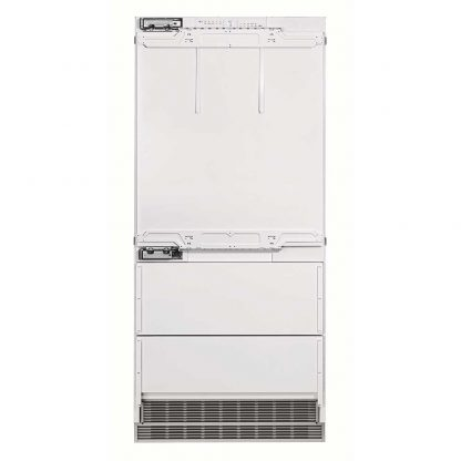 Liebherr ECBN6156 Integrated Food Centre With Pull Out Draws & Ice Maker
