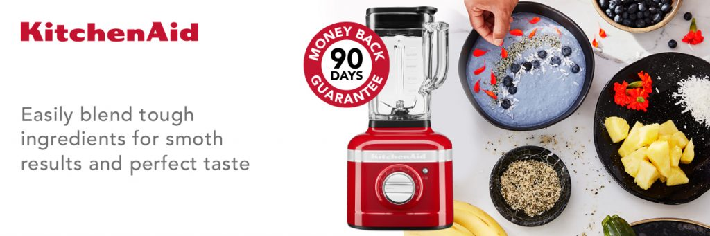 KitchenAid K400 90 Day Money Back