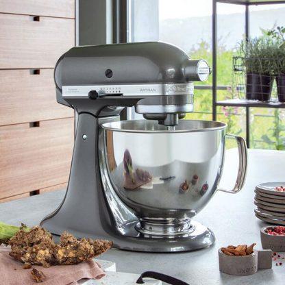 KitchenAid Artisan Stand Mixer 125 - Liquid Graphite - 5KSM125BQG