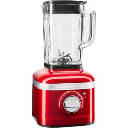 KitchenAid 5KSB4026BER K400 Glass Jar Blender - Empire Red