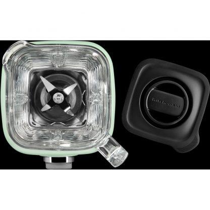 KitchenAid 5KSB4026BPT K400 Glass Jar Blender - Pistachio