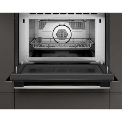 Neff C1AMG84N0B Built in Combination Microwave with Hot air grilling
