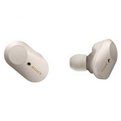 Sony WF1000XM3S Wireless In-Ear Noise Cancelling Headphones - Silver