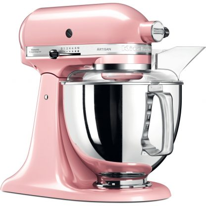KitchenAid 5KSM175PSBSP Artisan Mixer 175 - Silk Pink