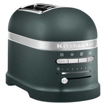 KitchenAid 5KMT2204BPP Artisan 2 Slice Toaster - Pebble Palm