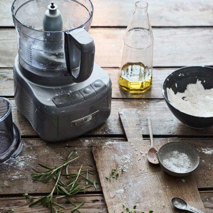 Cuisinart FP8U 1.9 Litre Easy Prep Pro Food Processor - Silver