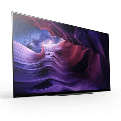 Sony KD48A9BU 48 inch OLED 4K Ultra HD HDR Android TV with Accoustic Surface Audio