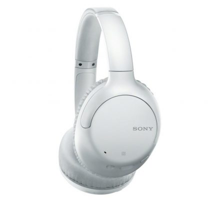 Sony WHCH710NWCE7 Wireless Noise Cancelling Headphones - White