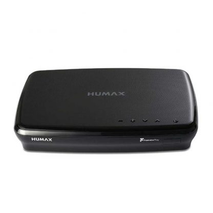 Humax FVP5000T1TBBL Freeview Play 1TB Hard Drive Recorder